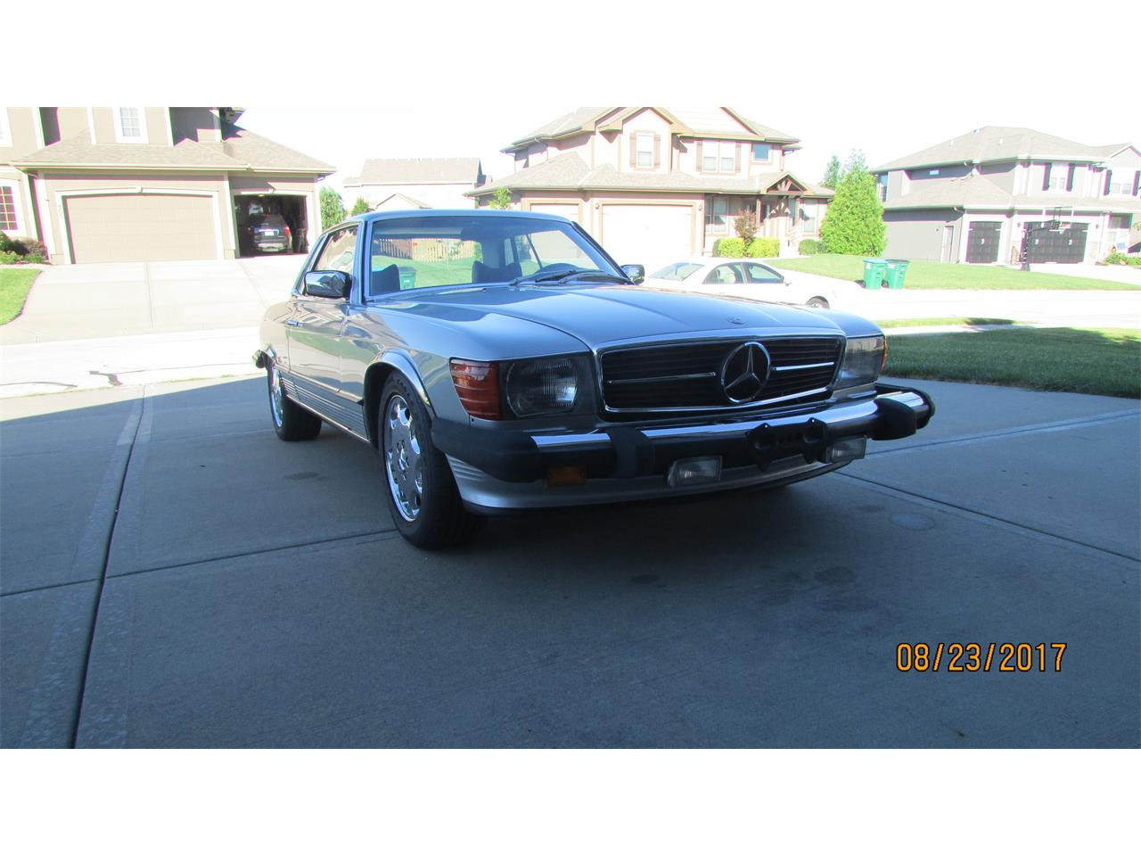 Large Picture of 1979 SL-Class located in Missouri Offered by a Private Seller - M6OQ