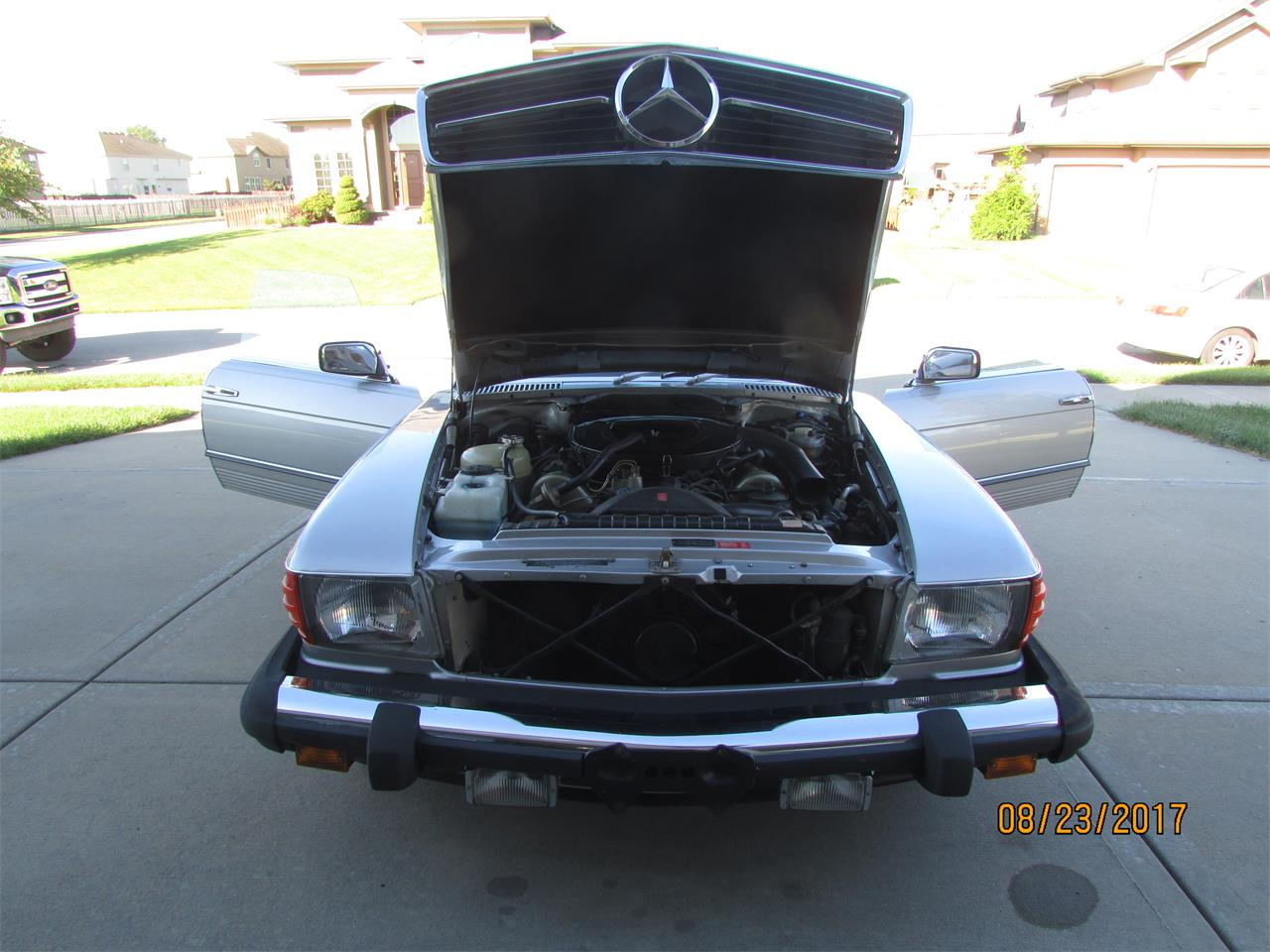 Large Picture of 1979 SL-Class - $16,900.00 Offered by a Private Seller - M6OQ
