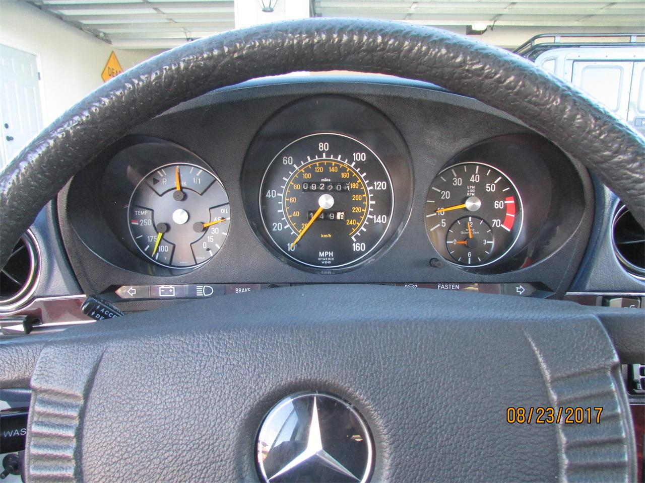 Large Picture of '79 Mercedes-Benz SL-Class - $16,900.00 Offered by a Private Seller - M6OQ