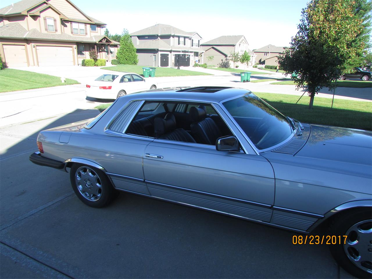 Large Picture of '79 Mercedes-Benz SL-Class located in Missouri Offered by a Private Seller - M6OQ