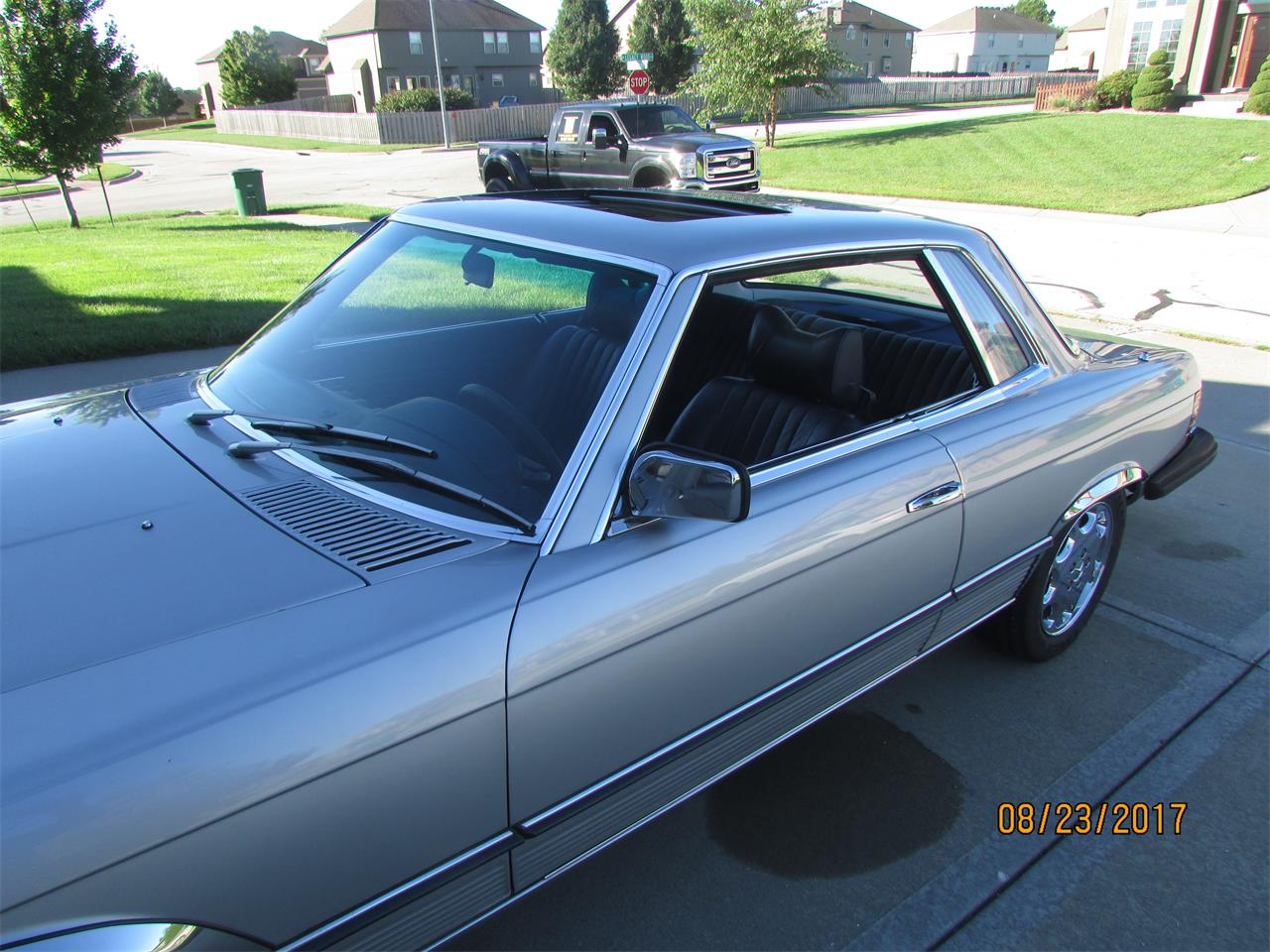Large Picture of '79 Mercedes-Benz SL-Class located in Lees Summit Missouri Offered by a Private Seller - M6OQ