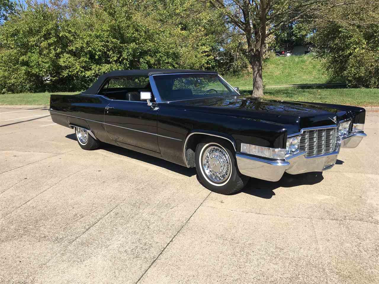 1969 Cadillac Coupe DeVille for Sale | ClassicCars.com ...