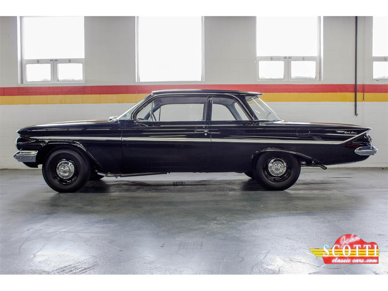 Large Picture of '61 Bel Air - M35A