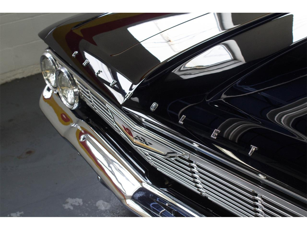 Large Picture of 1961 Chevrolet Bel Air located in Quebec - $72,500.00 - M35A