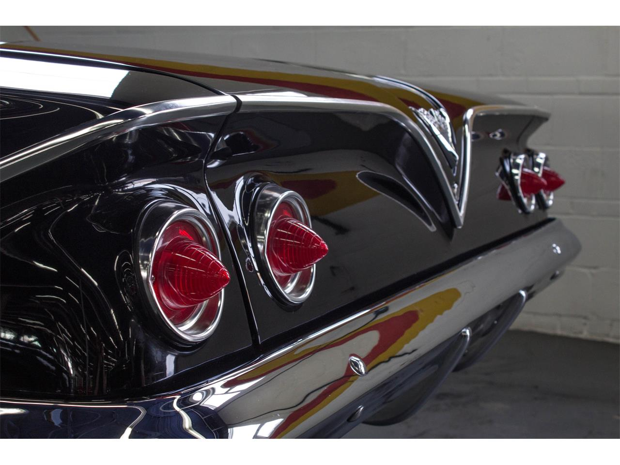 Large Picture of '61 Chevrolet Bel Air - M35A