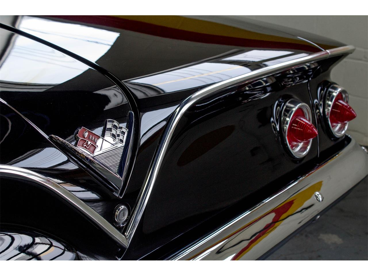 Large Picture of '61 Bel Air located in Montréal Quebec - $72,500.00 Offered by John Scotti Classic Cars - M35A