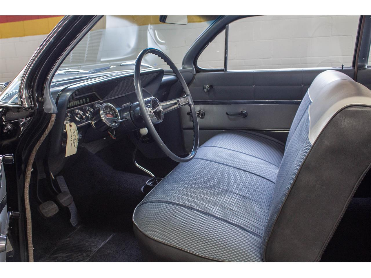 Large Picture of '61 Chevrolet Bel Air located in Montréal Quebec - $72,500.00 Offered by John Scotti Classic Cars - M35A
