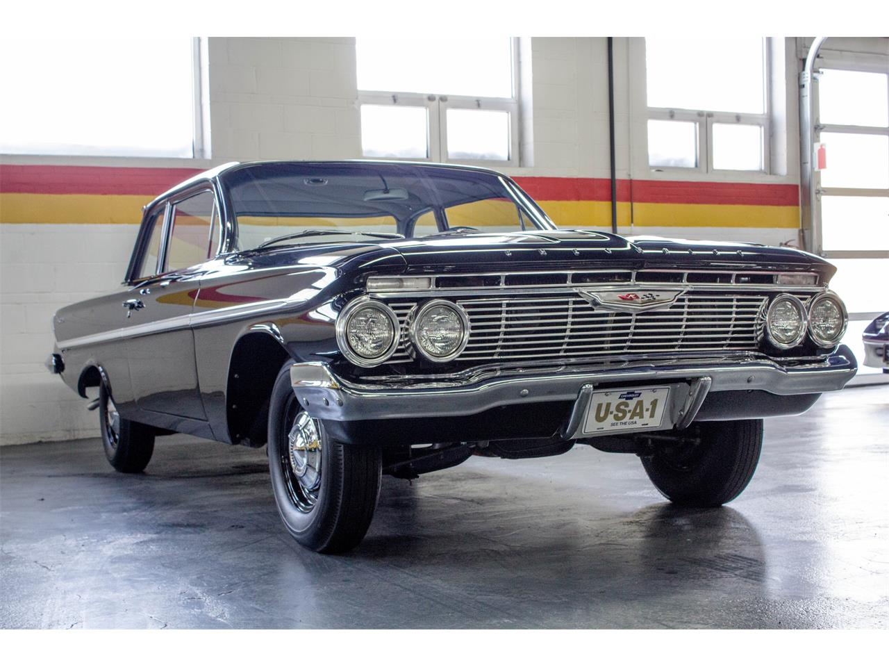 Large Picture of '61 Chevrolet Bel Air - $72,500.00 Offered by John Scotti Classic Cars - M35A