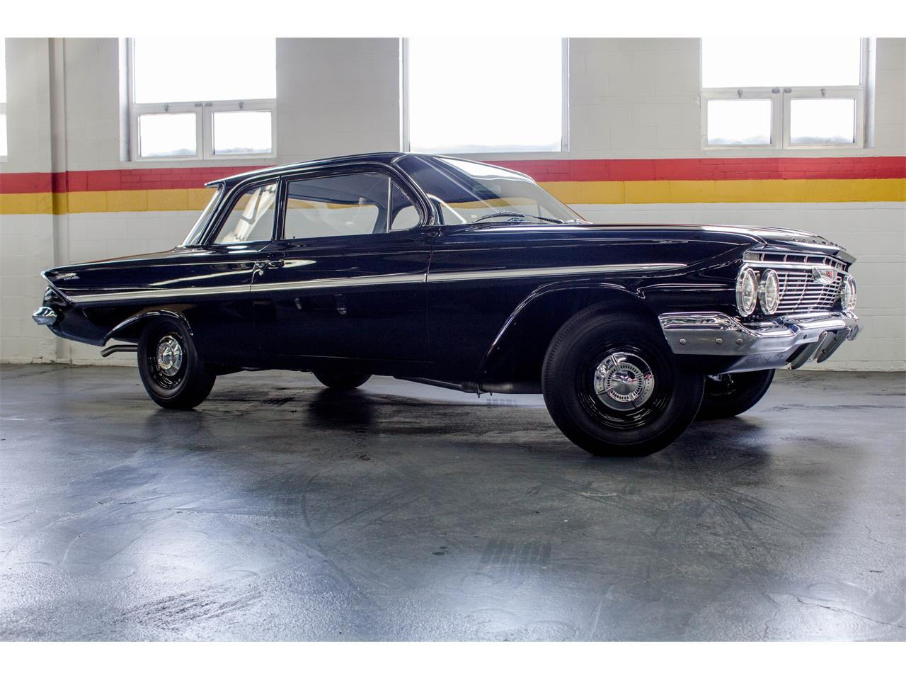 Large Picture of Classic '61 Bel Air located in Quebec - $72,500.00 Offered by John Scotti Classic Cars - M35A