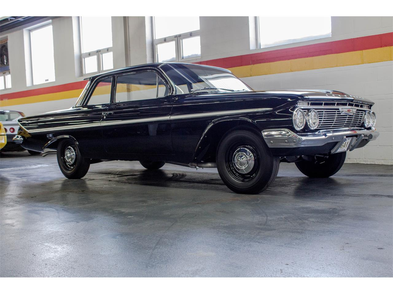Large Picture of Classic '61 Bel Air located in Montréal Quebec - $72,500.00 - M35A