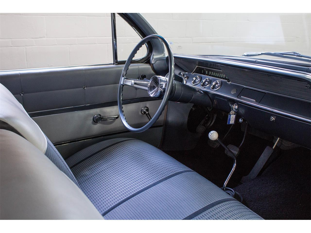 Large Picture of '61 Bel Air located in Quebec Offered by John Scotti Classic Cars - M35A