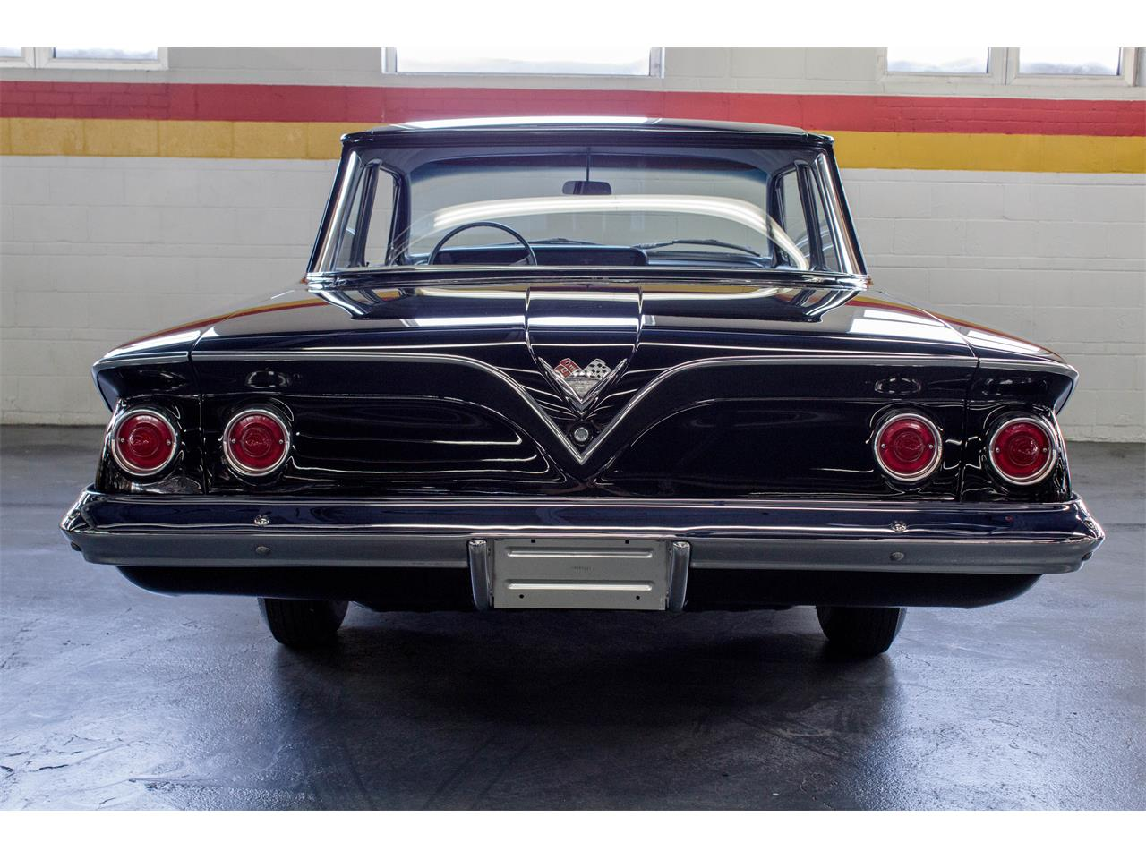 Large Picture of 1961 Bel Air located in Montréal Quebec Offered by John Scotti Classic Cars - M35A