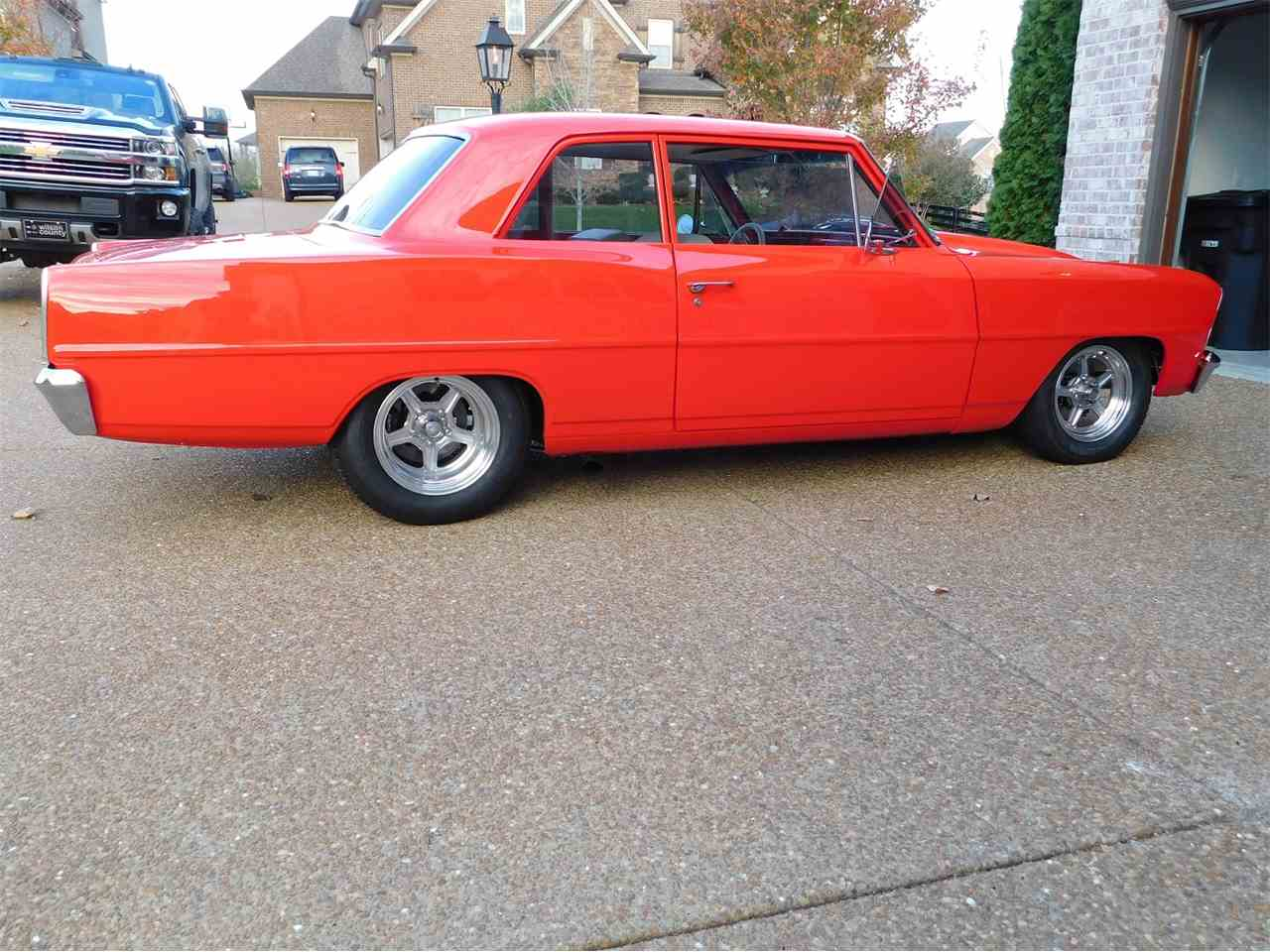 Large Picture of '66 Chevy II - M6PK