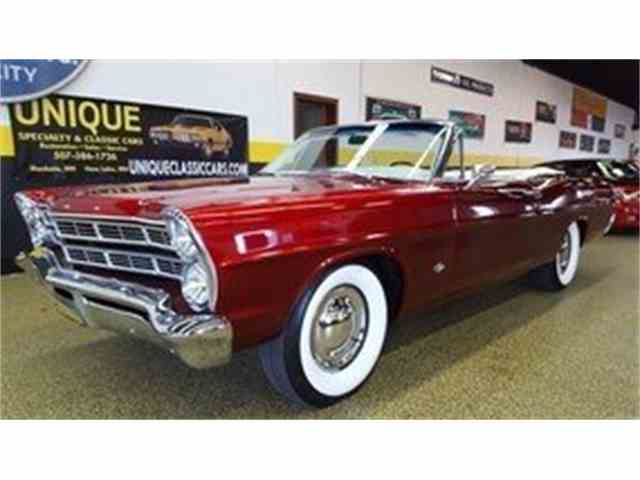 Picture of '67 Galaxie 500    Convertible - M6QP