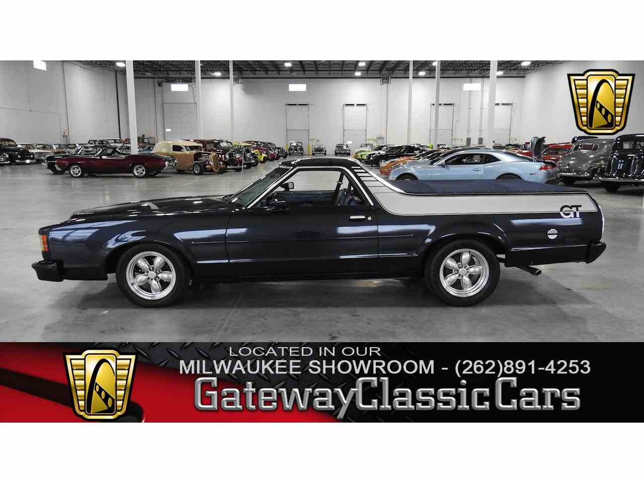 Large Picture of 1979 Ranchero Offered by Gateway Classic Cars - Milwaukee - M6QW