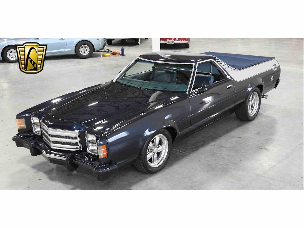 Large Picture of '79 Ranchero Offered by Gateway Classic Cars - Milwaukee - M6QW