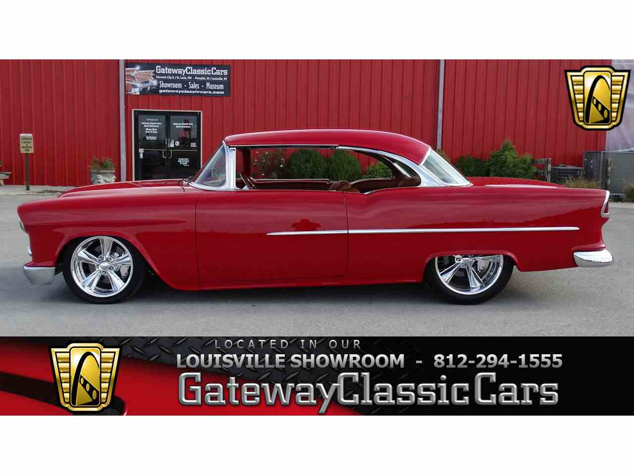 1955 Chevrolet Bel Air for Sale | ClassicCars.com | CC-1035185