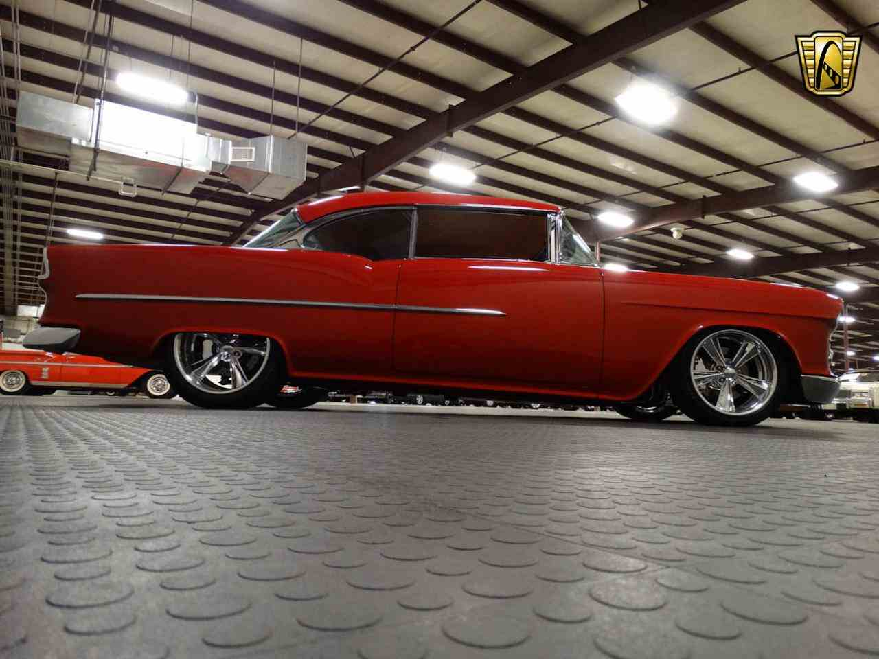 Large Picture of '55 Bel Air - M6R5