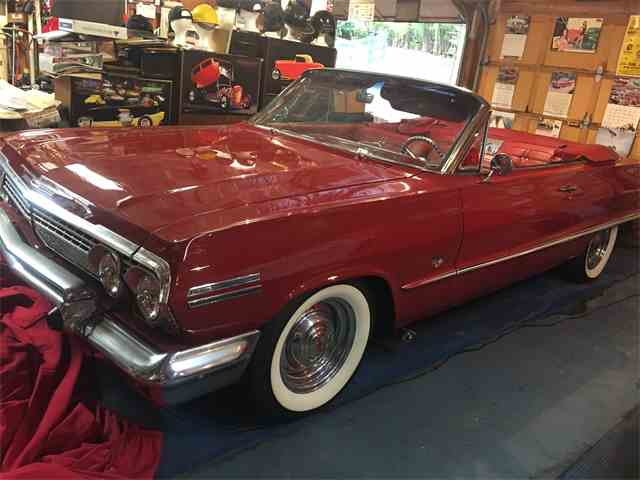 Picture of '63 Impala - M35J