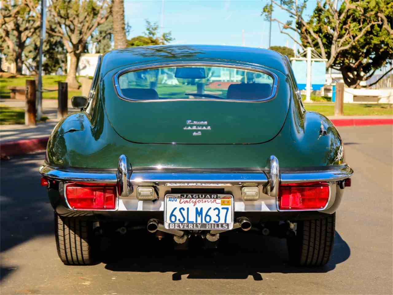 Large Picture of 1969 Jaguar E-Type Offered by Chequered Flag International - M6RZ