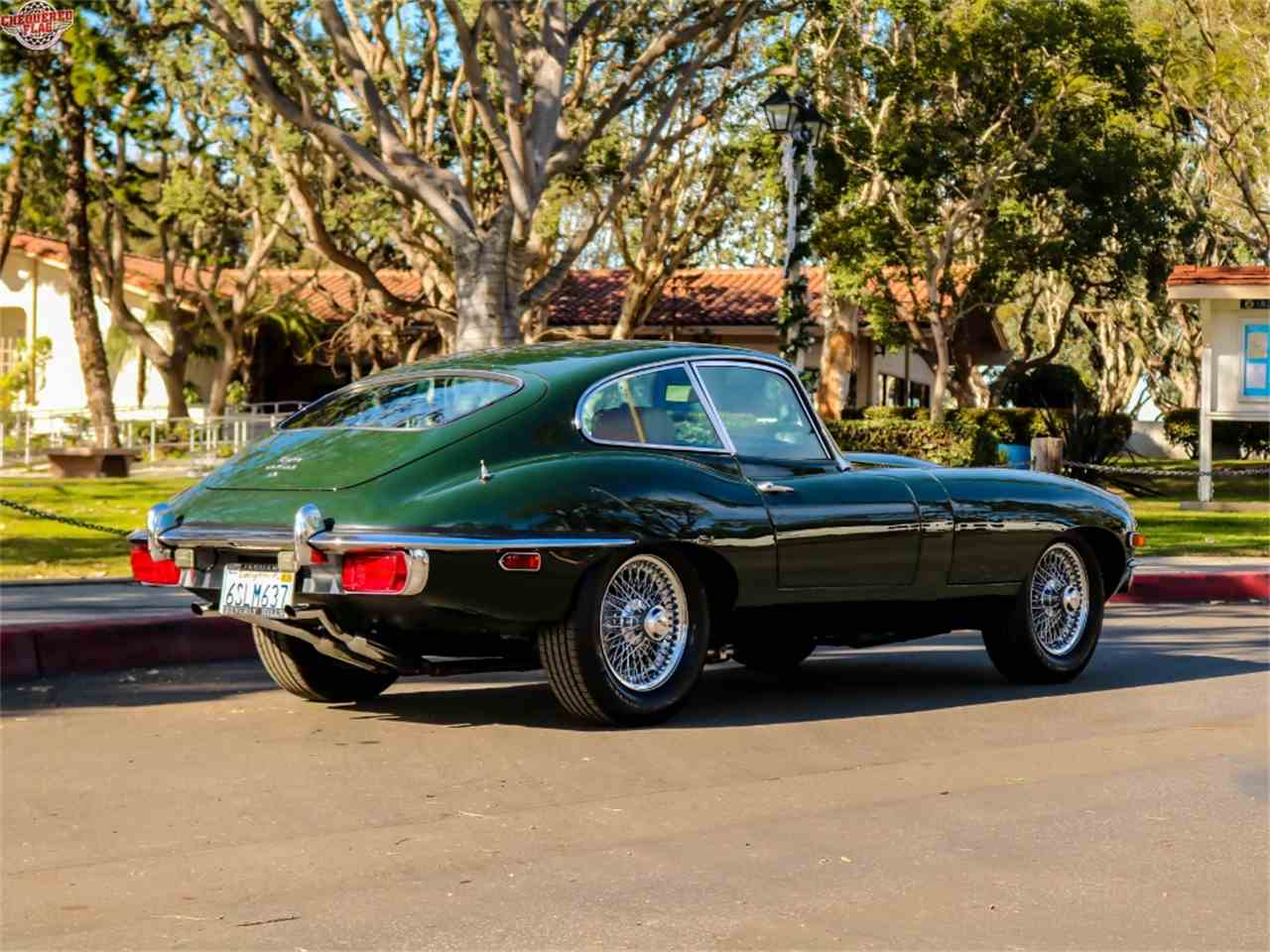 Large Picture of Classic '69 Jaguar E-Type located in Marina Del Rey California - $67,500.00 Offered by Chequered Flag International - M6RZ