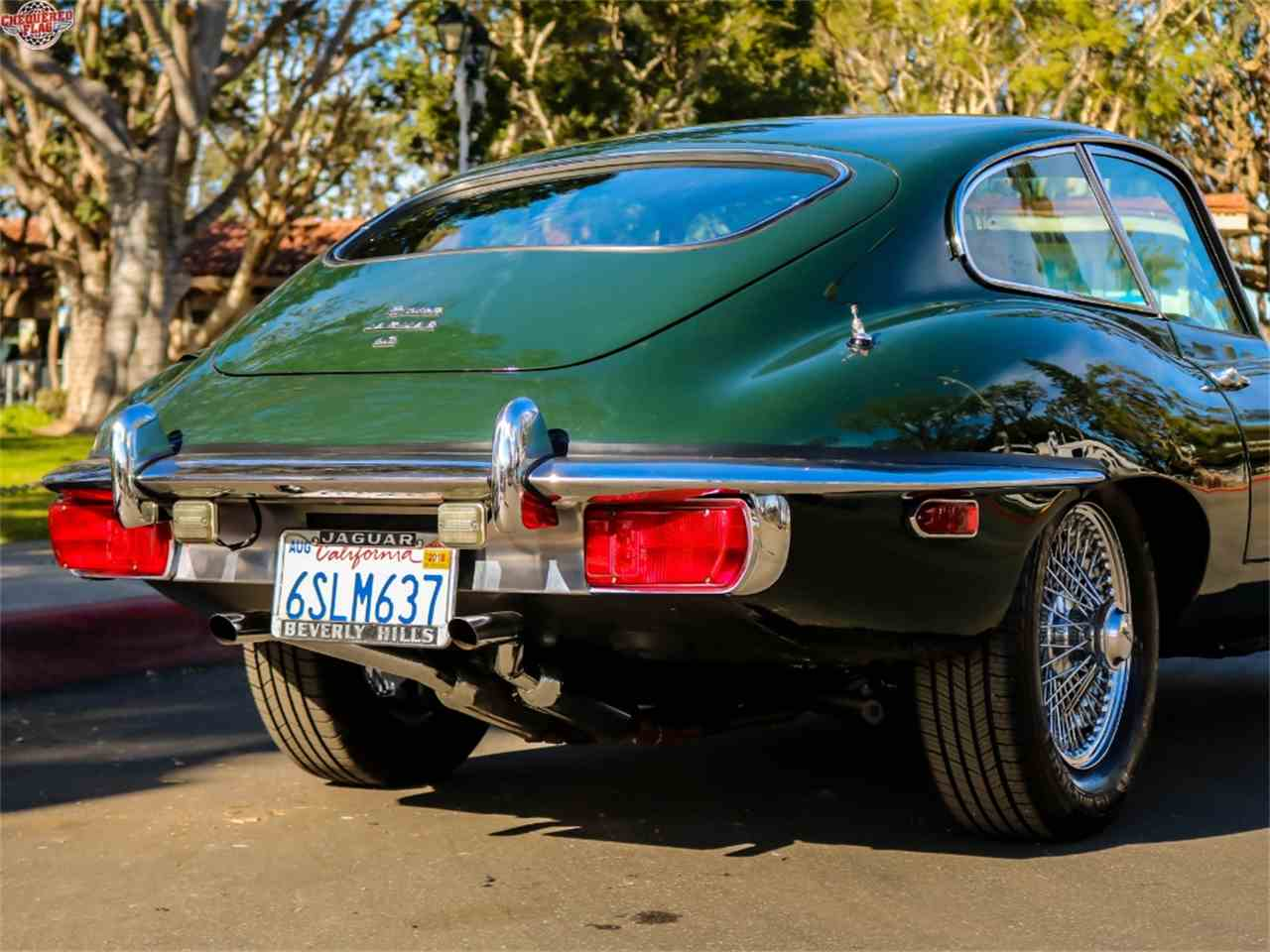 Large Picture of '69 E-Type located in California Offered by Chequered Flag International - M6RZ