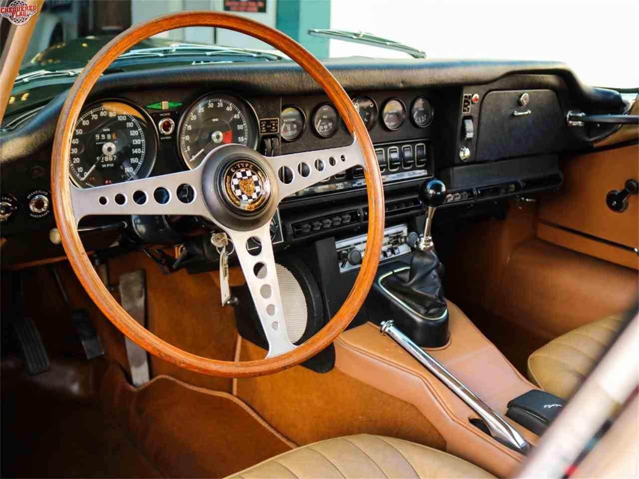 Large Picture of Classic '69 Jaguar E-Type Offered by Chequered Flag International - M6RZ