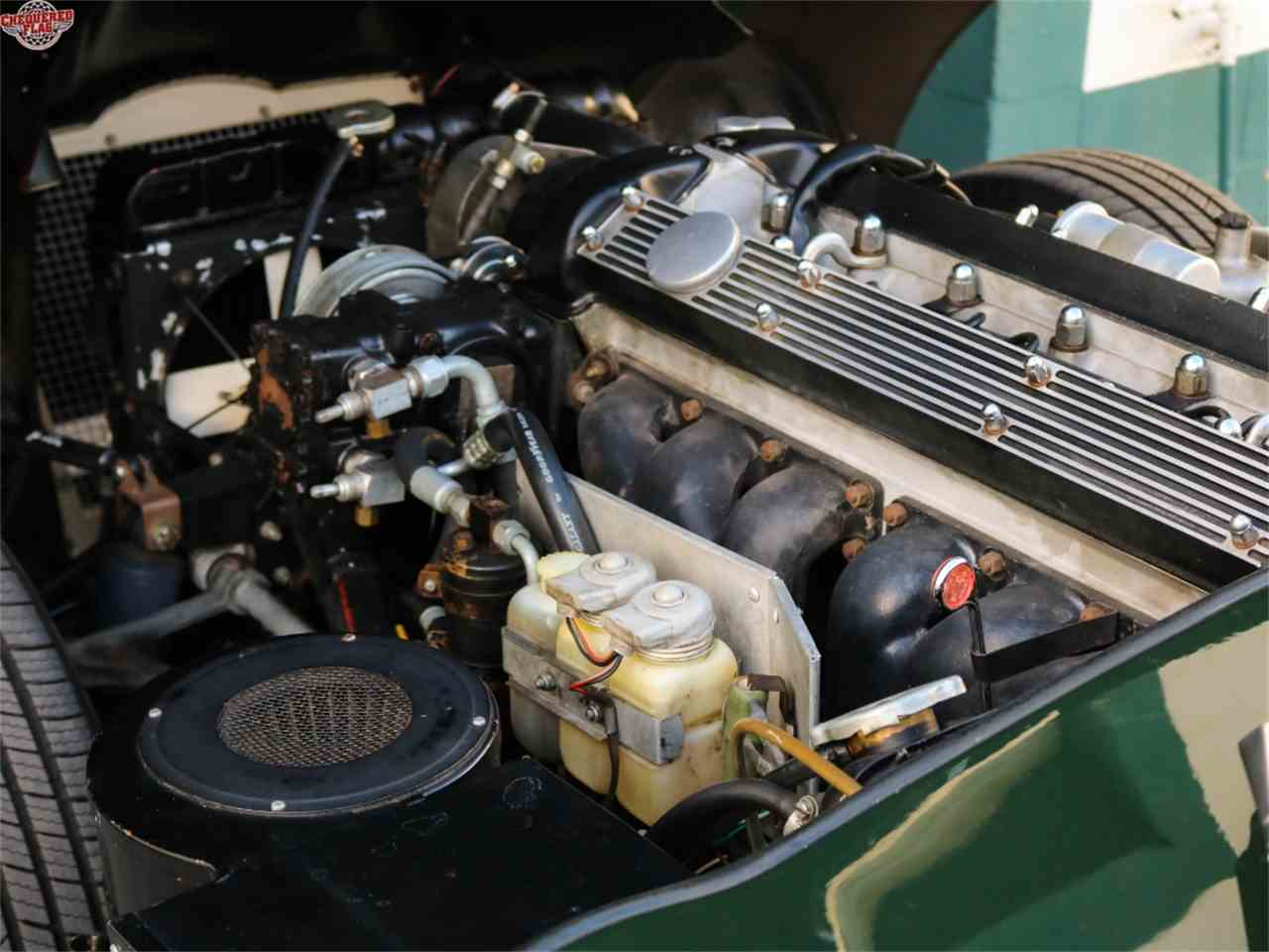 Large Picture of Classic '69 Jaguar E-Type located in California Offered by Chequered Flag International - M6RZ