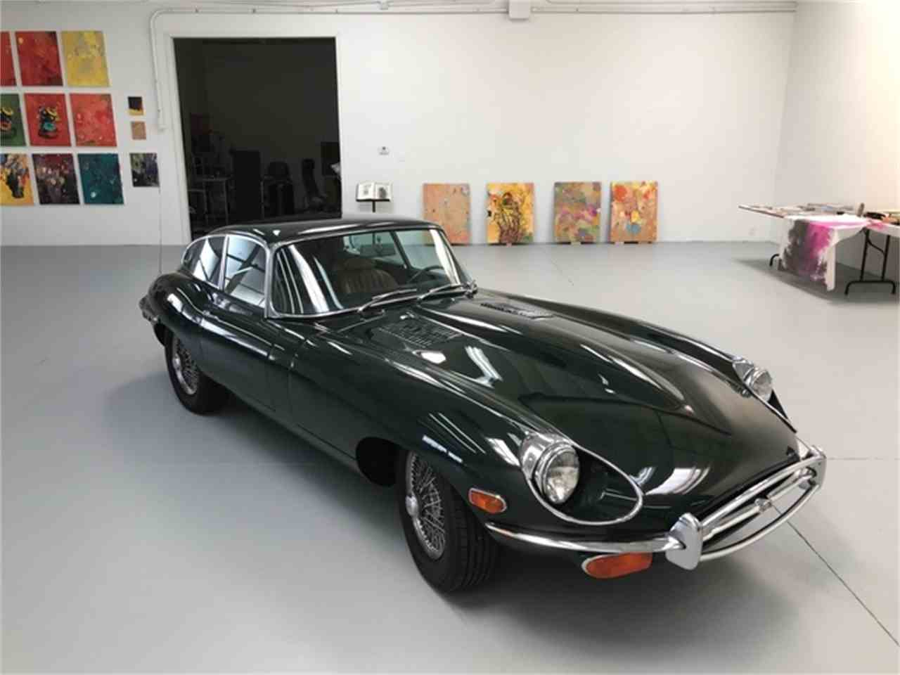 Large Picture of Classic 1969 E-Type located in California - M6RZ
