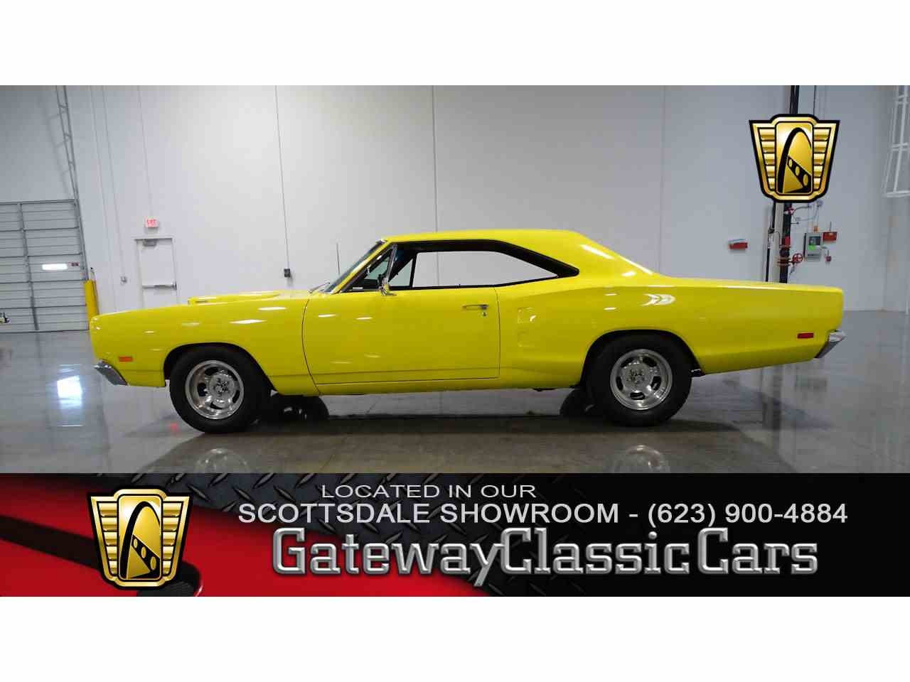 Large Picture of '69 Coronet - M6SL