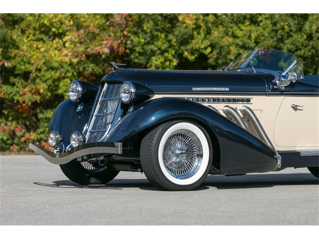 Large Picture of '36 Speedster - M6ST