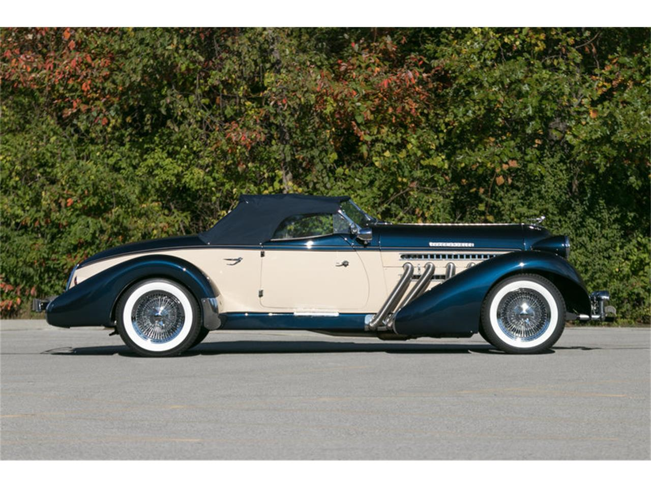 Large Picture of '36 Speedster located in St. Charles Missouri Offered by Fast Lane Classic Cars Inc. - M6ST