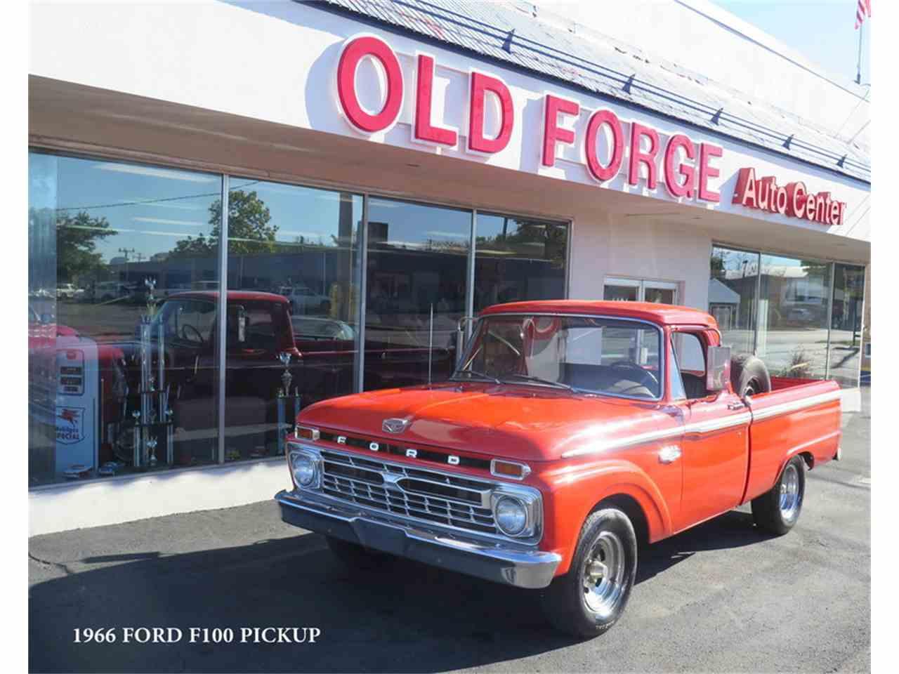 1966 Ford F100 for Sale | ClassicCars.com | CC-1035274
