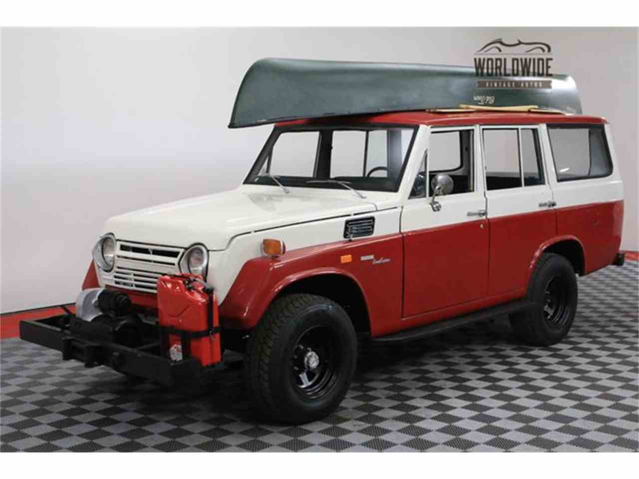 Large Picture of '72 Toyota Land Cruiser FJ Offered by Worldwide Vintage Autos - M6TR