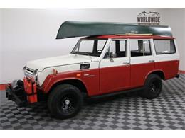 Picture of '72 Land Cruiser FJ located in Colorado Offered by Worldwide Vintage Autos - M6TR