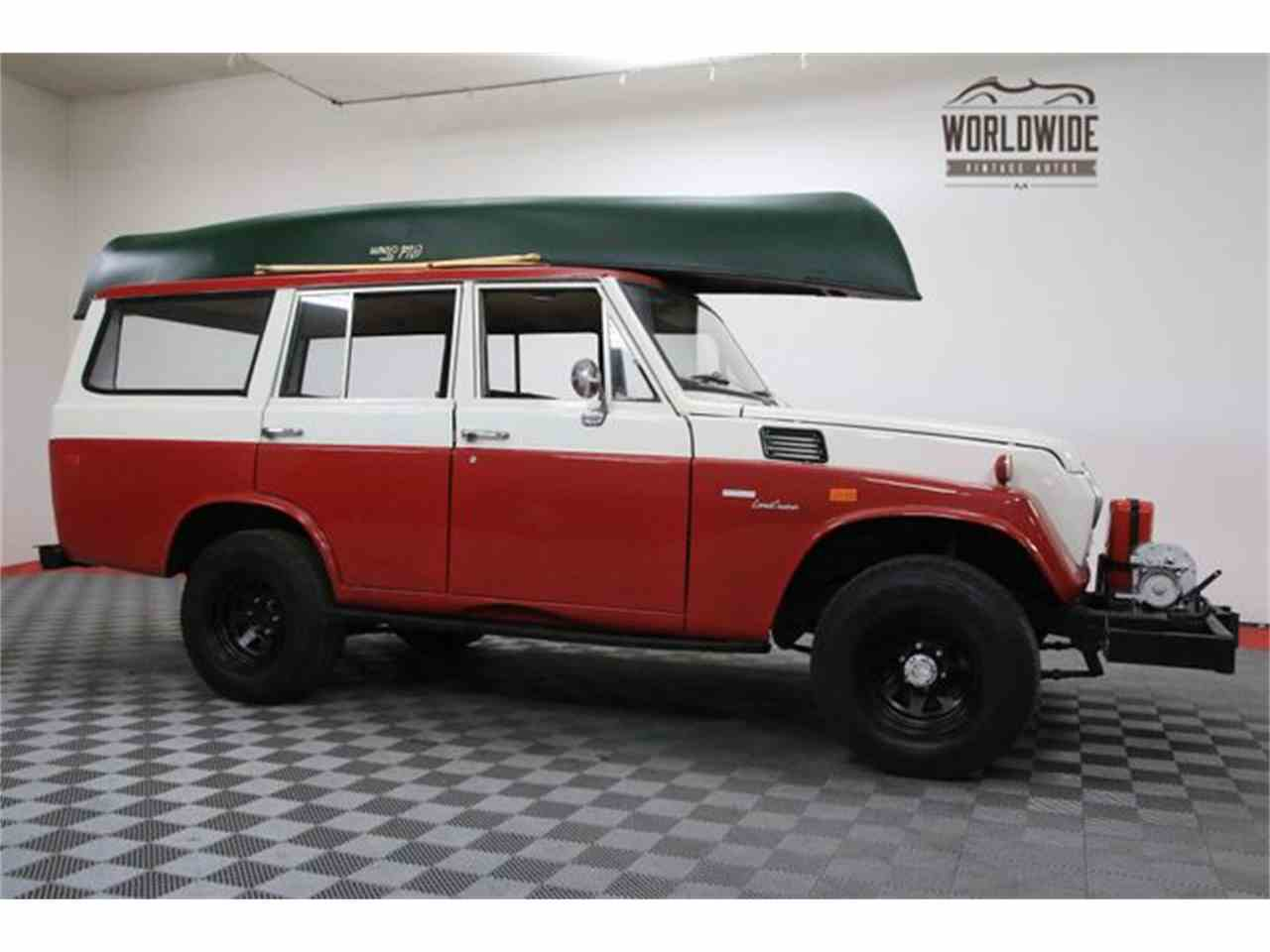Large Picture of Classic 1972 Toyota Land Cruiser FJ located in Colorado - $17,900.00 - M6TR