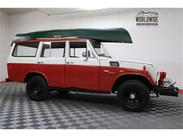 Picture of Classic 1972 Land Cruiser FJ - $17,900.00 Offered by Worldwide Vintage Autos - M6TR