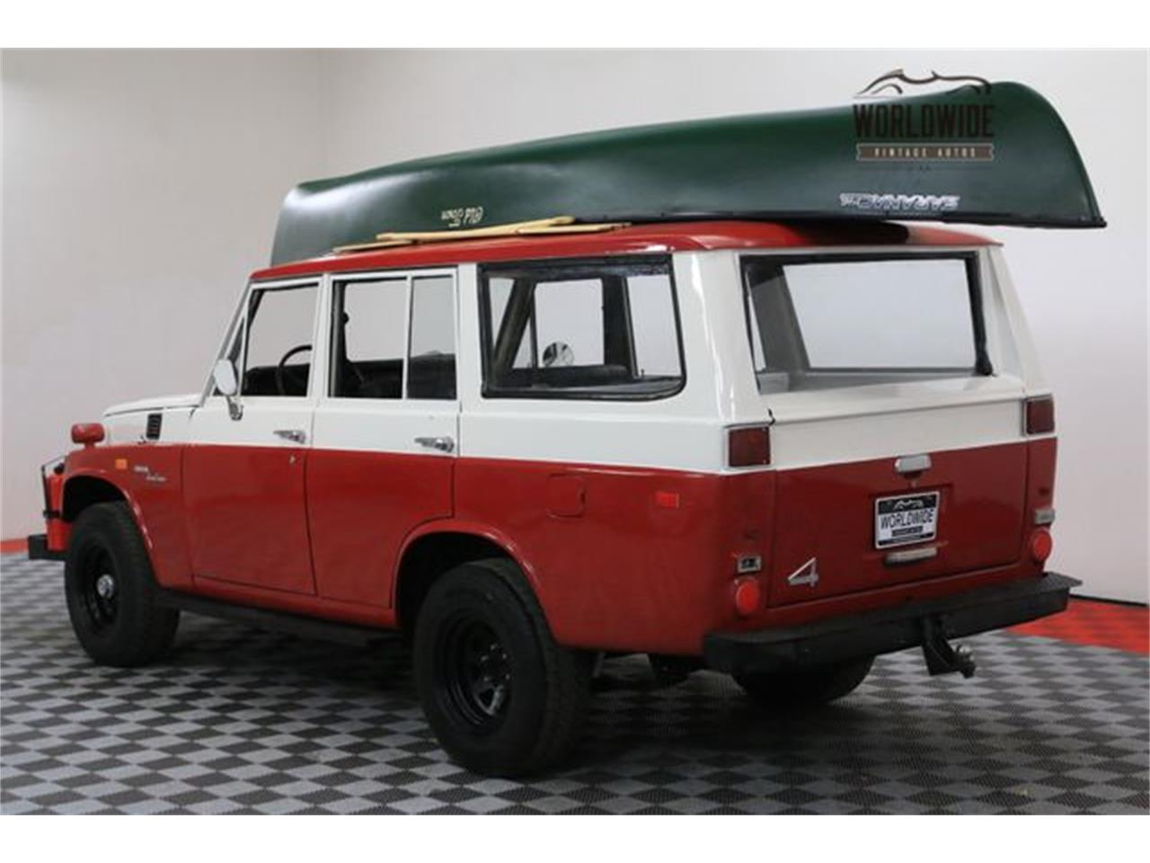 Large Picture of '72 Land Cruiser FJ Offered by Worldwide Vintage Autos - M6TR