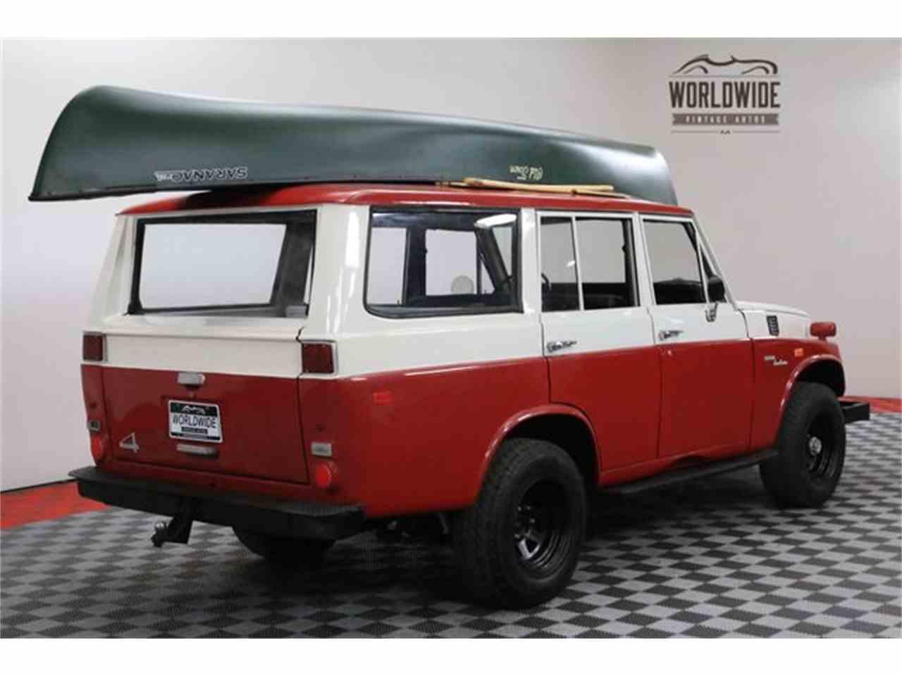 Large Picture of Classic 1972 Toyota Land Cruiser FJ located in Denver  Colorado - M6TR
