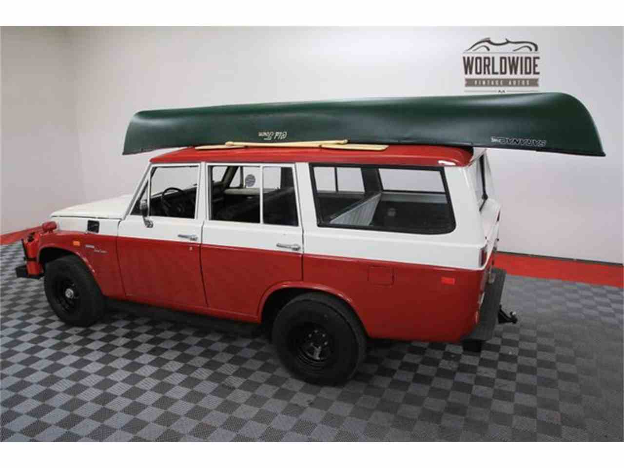 Large Picture of 1972 Toyota Land Cruiser FJ Offered by Worldwide Vintage Autos - M6TR