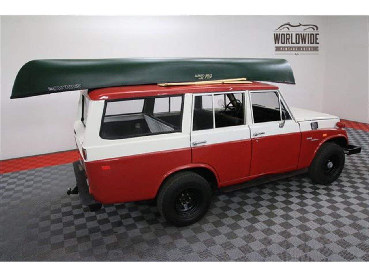 Large Picture of 1972 Land Cruiser FJ located in Denver  Colorado Offered by Worldwide Vintage Autos - M6TR