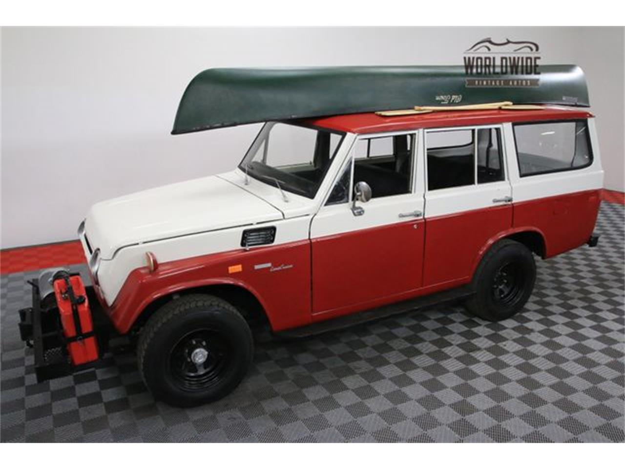 Large Picture of Classic '72 Toyota Land Cruiser FJ - M6TR