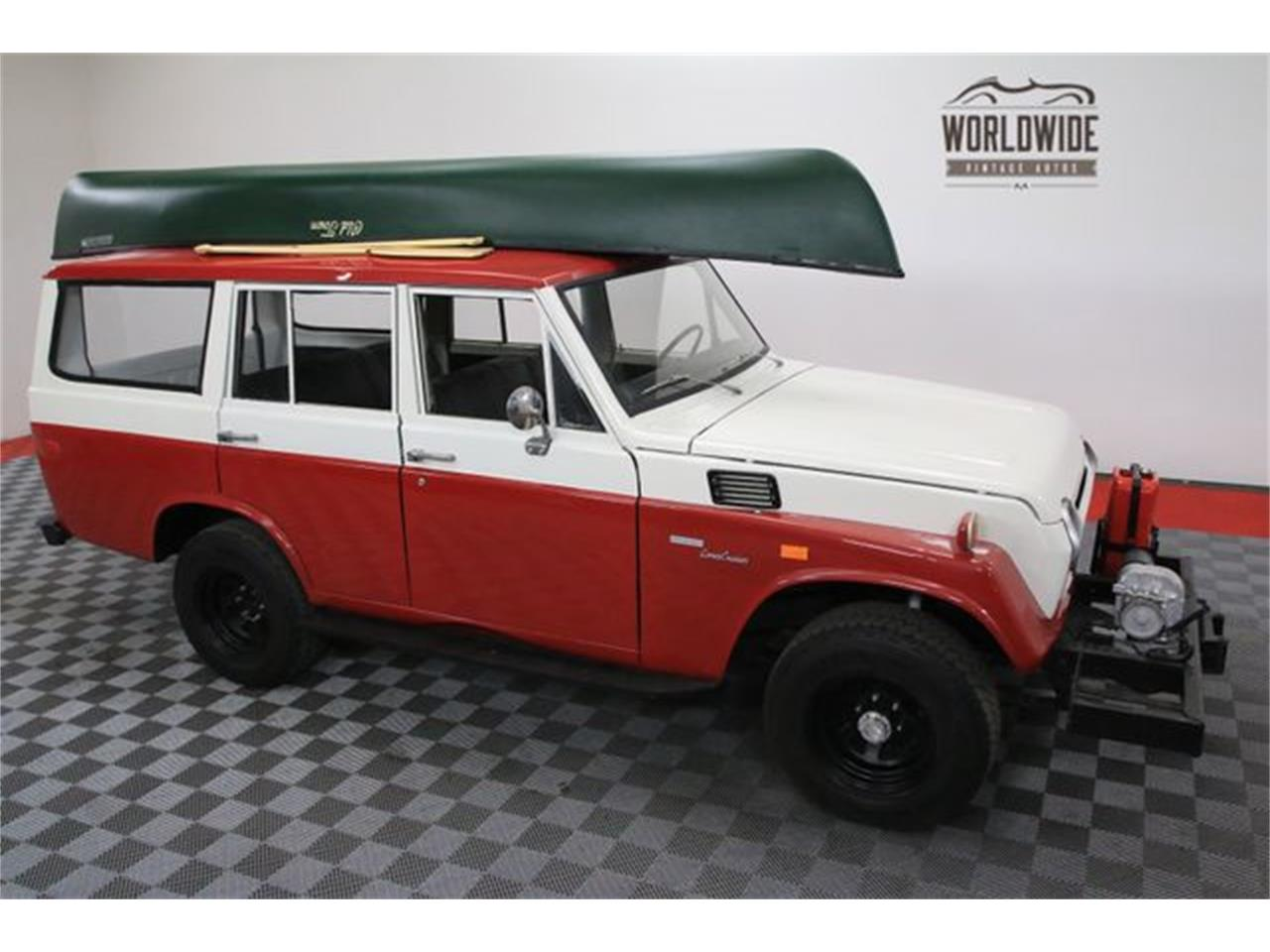 Large Picture of Classic '72 Land Cruiser FJ Offered by Worldwide Vintage Autos - M6TR