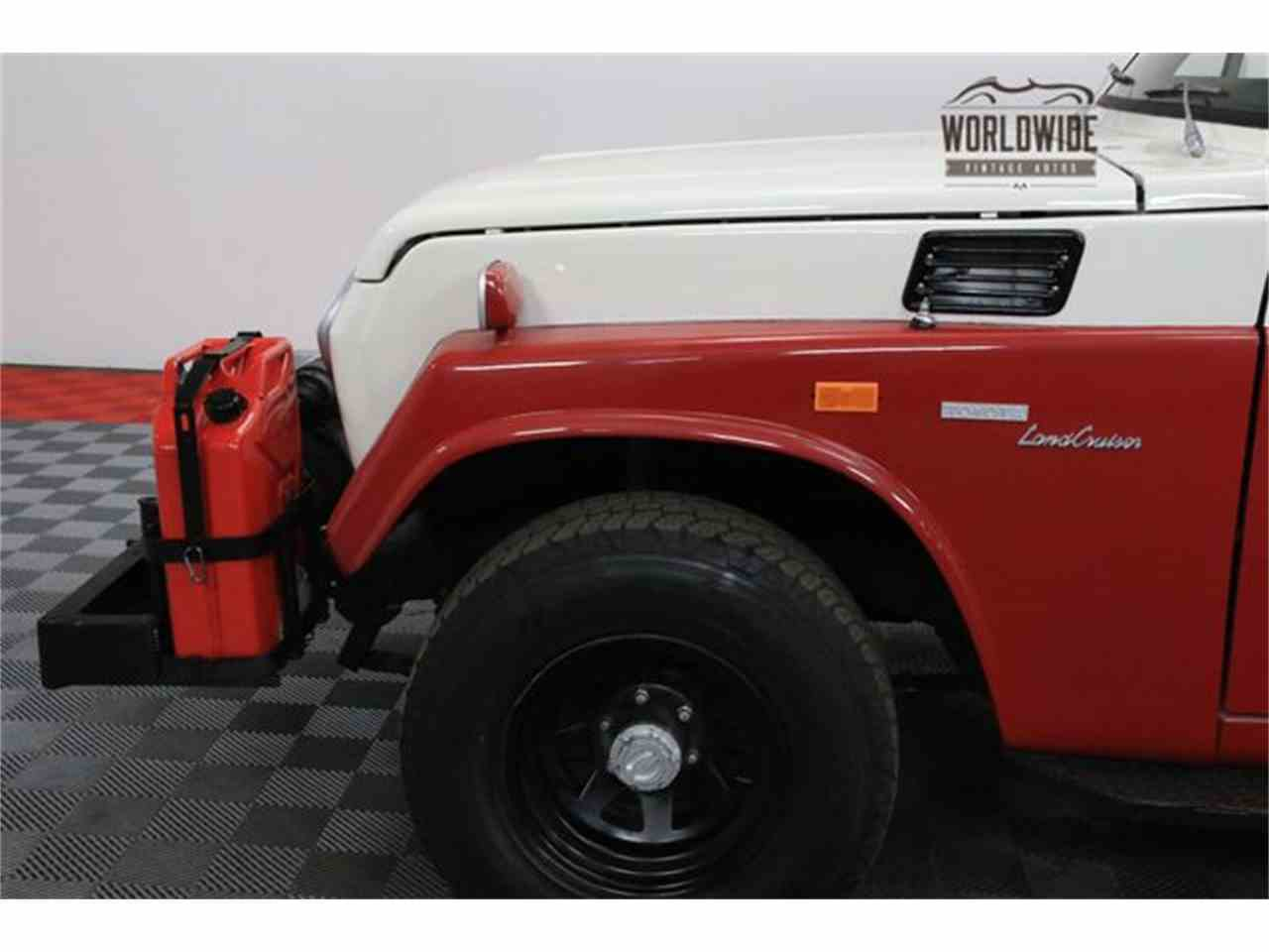 Large Picture of 1972 Toyota Land Cruiser FJ located in Denver  Colorado Offered by Worldwide Vintage Autos - M6TR