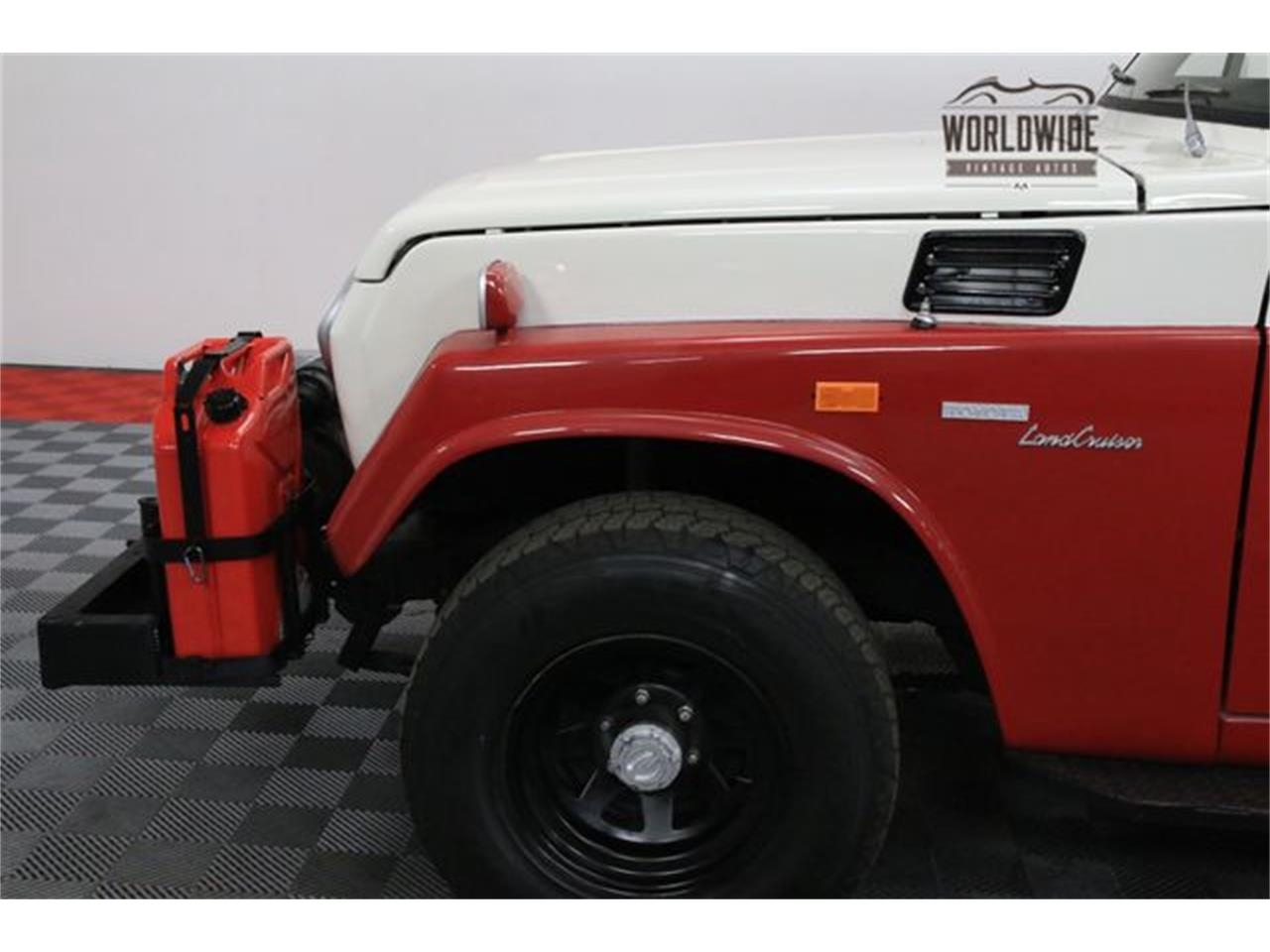 Large Picture of Classic 1972 Toyota Land Cruiser FJ located in Colorado - $17,900.00 Offered by Worldwide Vintage Autos - M6TR