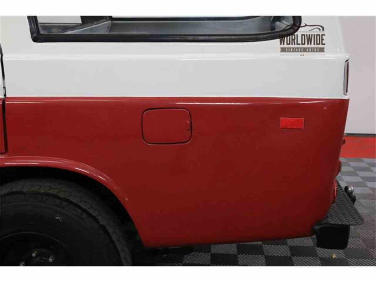 Large Picture of 1972 Land Cruiser FJ located in Colorado - $17,900.00 - M6TR