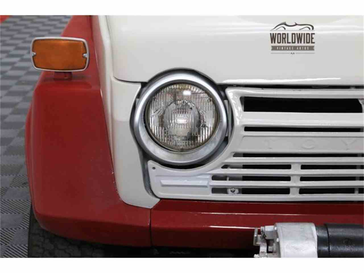 Large Picture of 1972 Land Cruiser FJ Offered by Worldwide Vintage Autos - M6TR