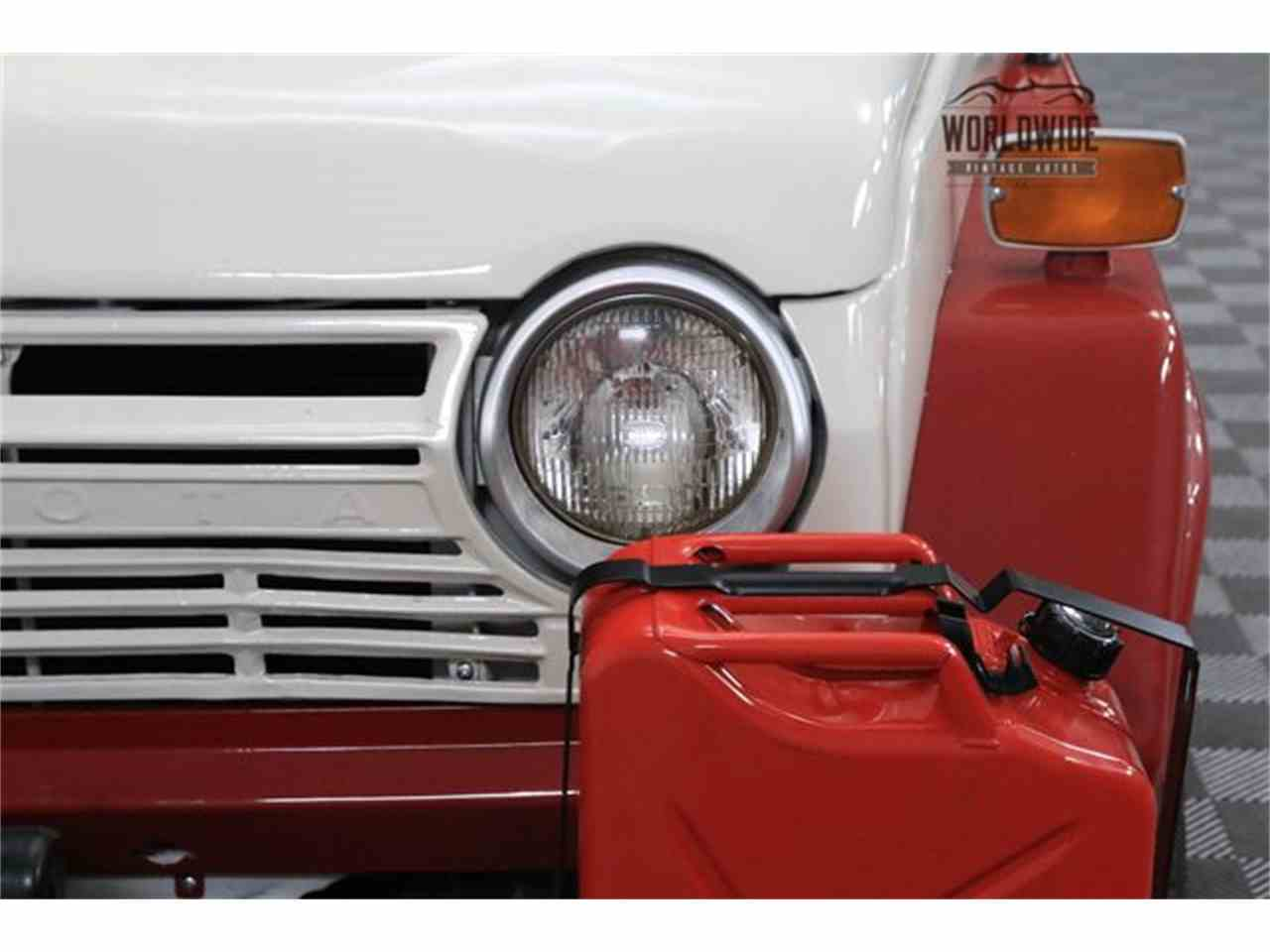 Large Picture of Classic 1972 Land Cruiser FJ - $17,900.00 Offered by Worldwide Vintage Autos - M6TR