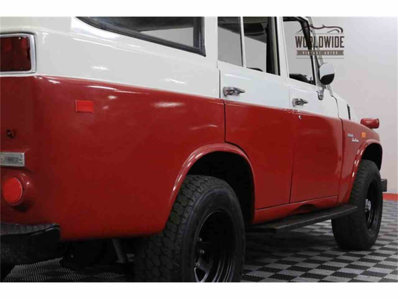 Large Picture of Classic '72 Land Cruiser FJ located in Denver  Colorado - $17,900.00 Offered by Worldwide Vintage Autos - M6TR