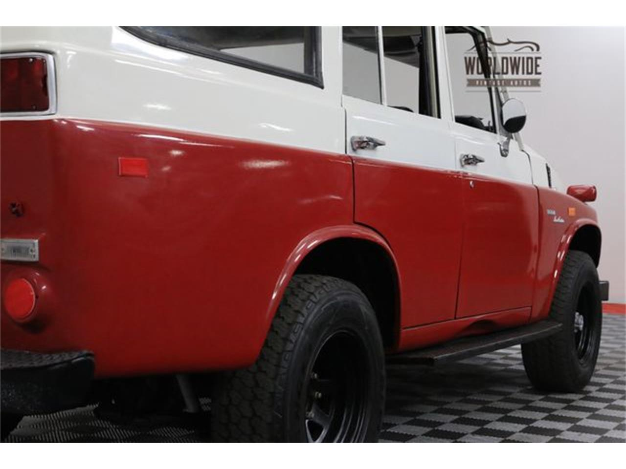 Large Picture of 1972 Land Cruiser FJ located in Colorado - $17,900.00 Offered by Worldwide Vintage Autos - M6TR